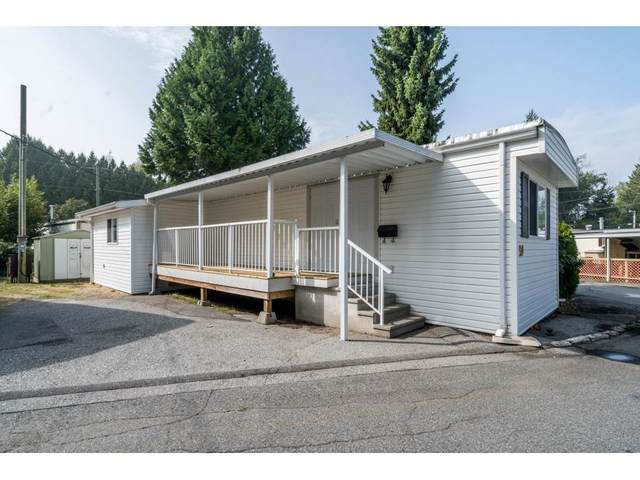24330 Fraser Highway #20, Langley, BC V2Z 1N2 (#R2497315) :: Ben D'Ovidio Personal Real Estate Corporation | Sutton Centre Realty