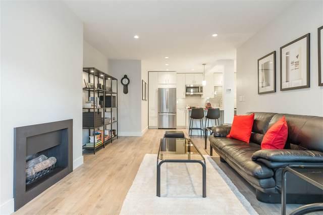 8707 Hudson Street #101, Vancouver, BC V6P 4M7 (#R2497687) :: Ben D'Ovidio Personal Real Estate Corporation | Sutton Centre Realty