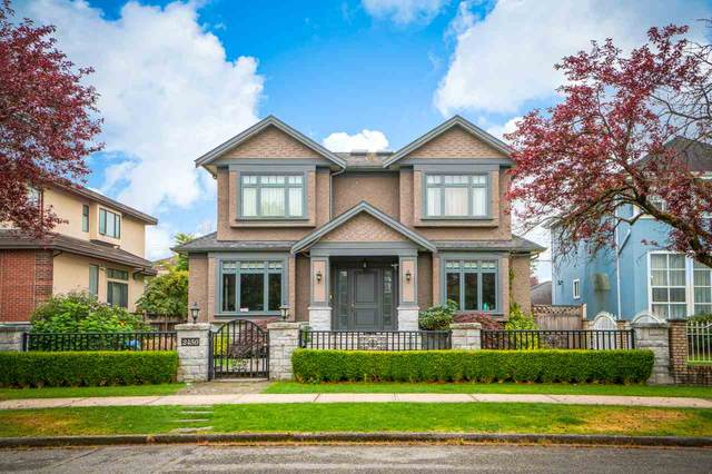 2450 W 22ND Avenue, Vancouver, BC V6L 1M2 (#R2497734) :: Premiere Property Marketing Team