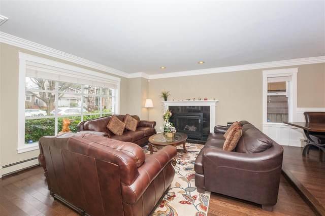 1536 W 63RD Avenue, Vancouver, BC V6P 2H6 (#R2497847) :: Ben D'Ovidio Personal Real Estate Corporation | Sutton Centre Realty