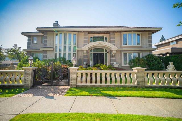 1408 W 48TH Avenue, Vancouver, BC V6M 2P2 (#R2498325) :: Ben D'Ovidio Personal Real Estate Corporation | Sutton Centre Realty