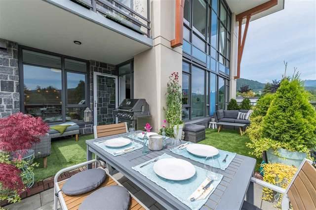 1295 Conifer Street #204, North Vancouver, BC V7J 0B4 (#R2498341) :: Ben D'Ovidio Personal Real Estate Corporation | Sutton Centre Realty