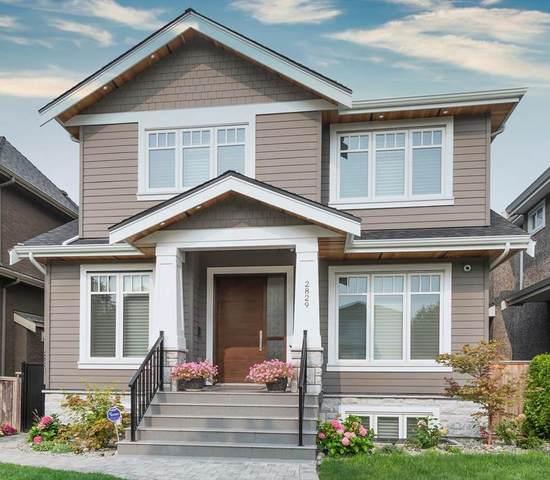 2829 W 23RD Avenue, Vancouver, BC V6L 1P2 (#R2498394) :: Ben D'Ovidio Personal Real Estate Corporation | Sutton Centre Realty