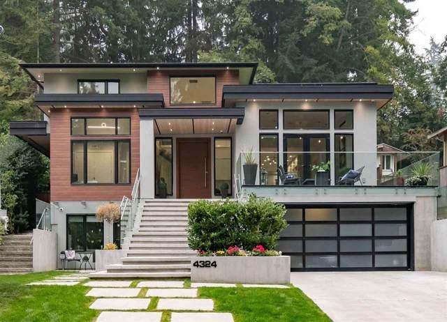 4324 Glencanyon Drive, North Vancouver, BC V7V 3A3 (#R2498599) :: Premiere Property Marketing Team