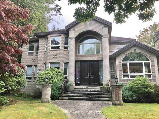 6712 Selkirk Street, Vancouver, BC V6P 4G8 (#R2498645) :: Ben D'Ovidio Personal Real Estate Corporation | Sutton Centre Realty