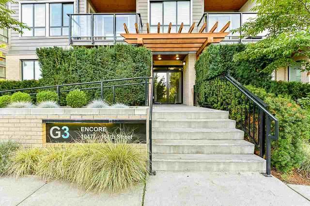 10477 154 Street #413, Surrey, BC V3R 0C6 (#R2498903) :: Premiere Property Marketing Team