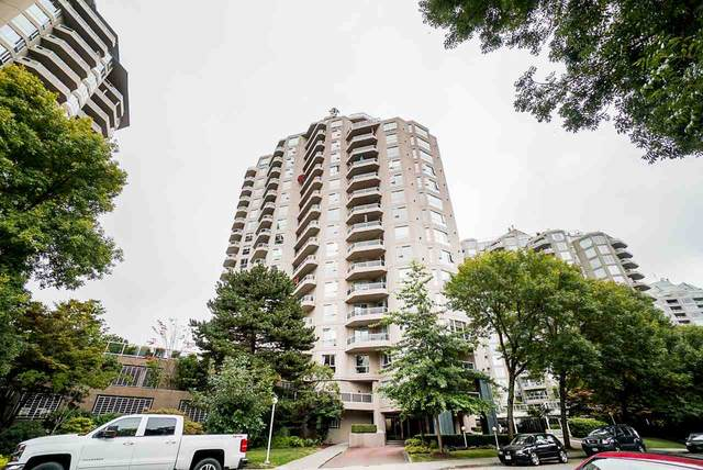 1185 Quayside Drive #1207, New Westminster, BC V3M 6T8 (#R2498906) :: Ben D'Ovidio Personal Real Estate Corporation | Sutton Centre Realty