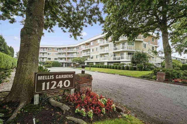 11240 Mellis Drive #211, Richmond, BC V6X 1L7 (#R2498941) :: Homes Fraser Valley