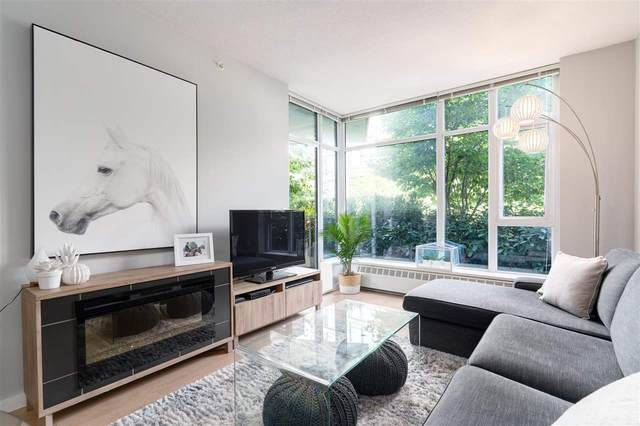 135 W 2ND Street #103, North Vancouver, BC V7M 0C5 (#R2498990) :: Ben D'Ovidio Personal Real Estate Corporation | Sutton Centre Realty