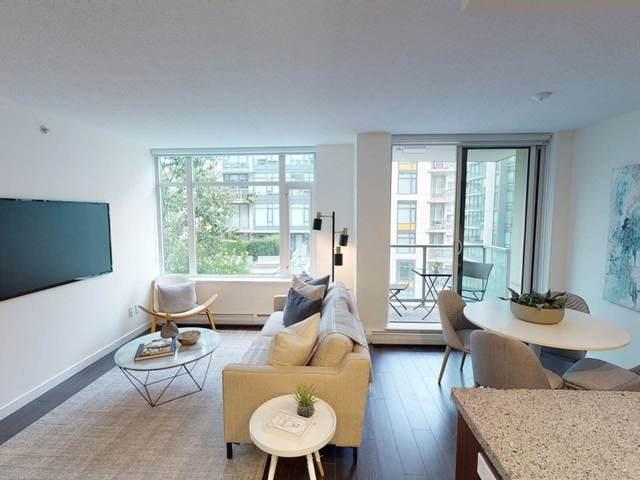 138 W 1ST Avenue #701, Vancouver, BC V5Y 0H5 (#R2499062) :: Ben D'Ovidio Personal Real Estate Corporation | Sutton Centre Realty