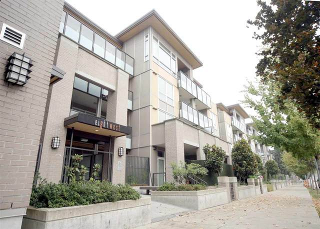 85 Eighth Avenue #314, New Westminster, BC V3L 0E9 (#R2499168) :: Premiere Property Marketing Team