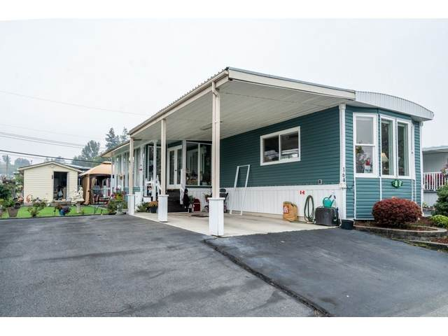 27111 0 Avenue #164, Langley, BC V4W 2T4 (#R2499255) :: Premiere Property Marketing Team
