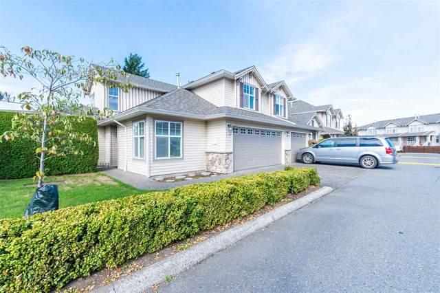 6450 Vedder Road #113, Chilliwack, BC V2R 5N7 (#R2499424) :: Premiere Property Marketing Team