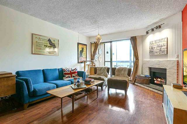 9202 Horne Street #113, Burnaby, BC V3N 4K2 (#R2499660) :: 604 Realty Group