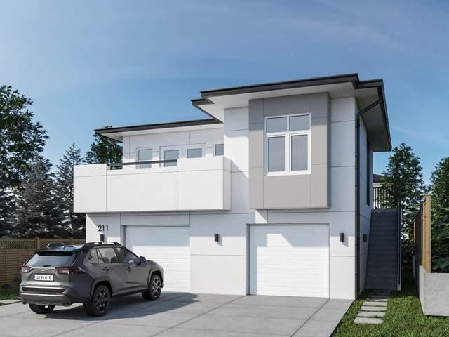 211 Allard Street, Coquitlam, BC V3K 4K9 (#R2499792) :: Ben D'Ovidio Personal Real Estate Corporation   Sutton Centre Realty