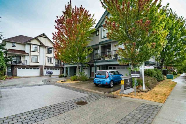 1211 Ewen Avenue #35, New Westminster, BC V3M 5E5 (#R2499805) :: 604 Realty Group