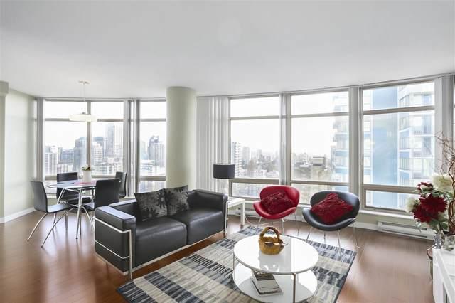 1200 Alberni Street #2102, Vancouver, BC V6E 1A6 (#R2499968) :: Ben D'Ovidio Personal Real Estate Corporation | Sutton Centre Realty