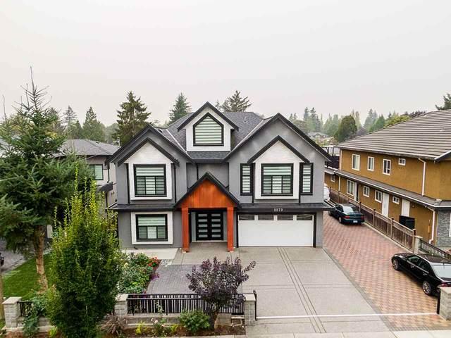 8879 148 Street, Surrey, BC V3S 3E9 (#R2499971) :: Ben D'Ovidio Personal Real Estate Corporation | Sutton Centre Realty