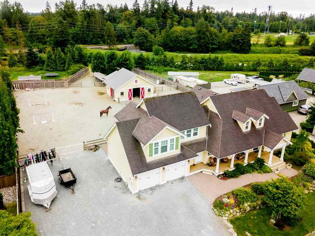 22872 76A Avenue, Langley, BC V1M 2J5 (#R2500103) :: Ben D'Ovidio Personal Real Estate Corporation | Sutton Centre Realty