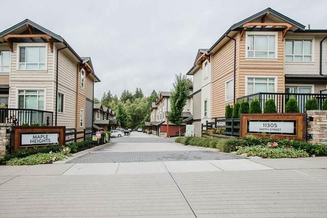 11305 240 Street #141, Maple Ridge, BC V2W 0J1 (#R2500243) :: Premiere Property Marketing Team