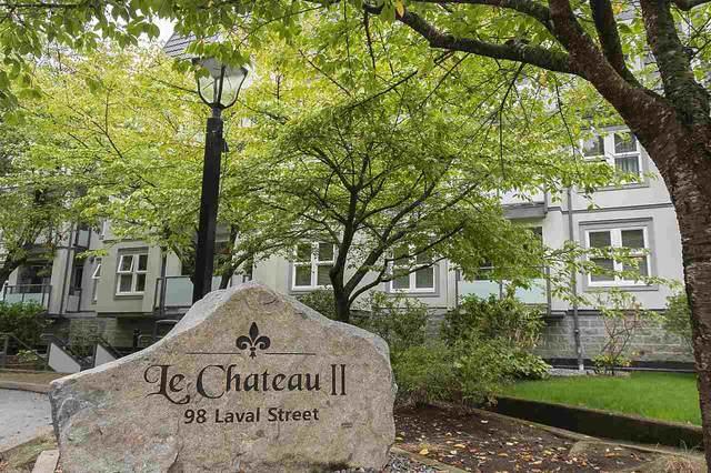 98 Laval Street #215, Coquitlam, BC V3K 6S9 (#R2500416) :: Premiere Property Marketing Team