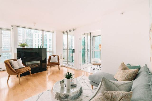1328 W Pender Street #3101, Vancouver, BC V6E 4T1 (#R2500563) :: 604 Realty Group
