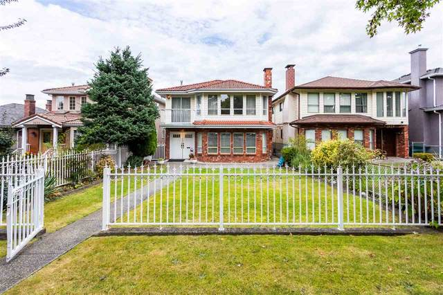 2675 E 5TH Avenue, Vancouver, BC V5M 1N1 (#R2500593) :: 604 Realty Group