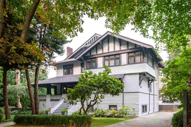 1947 W 19TH Avenue, Vancouver, BC V6J 2P2 (#R2500638) :: 604 Realty Group