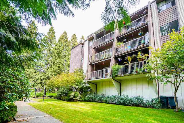 3911 Carrigan Court #312, Burnaby, BC V3N 4J7 (#R2500991) :: Ben D'Ovidio Personal Real Estate Corporation | Sutton Centre Realty