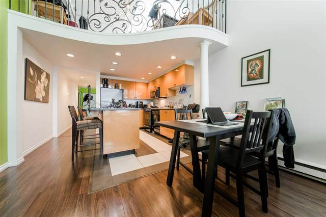 138 W 6TH Avenue #405, Vancouver, BC V5Y 1K6 (#R2501028) :: Premiere Property Marketing Team