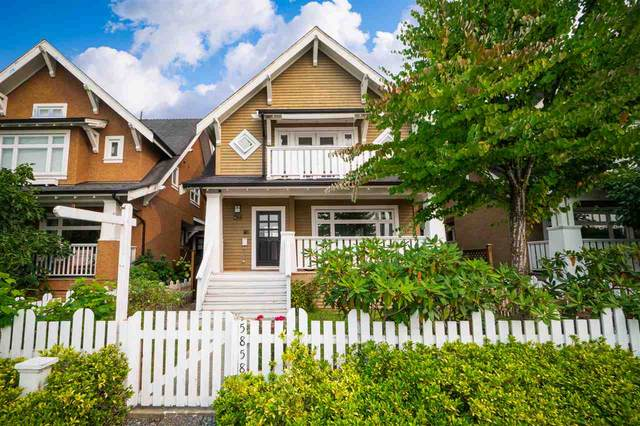 5858 Wales Street, Vancouver, BC V5R 3N6 (#R2501113) :: Ben D'Ovidio Personal Real Estate Corporation | Sutton Centre Realty