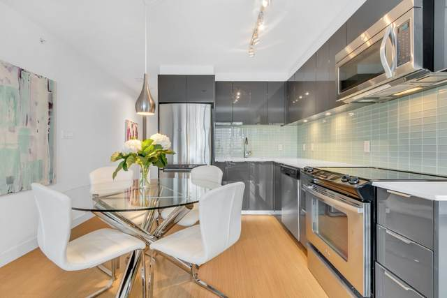 1325 Rolston Street #702, Vancouver, BC V6B 0M2 (#R2501167) :: 604 Realty Group