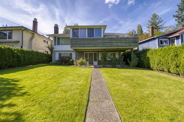 2035 Banbury Road, North Vancouver, BC V7G 1W6 (#R2501209) :: Ben D'Ovidio Personal Real Estate Corporation | Sutton Centre Realty
