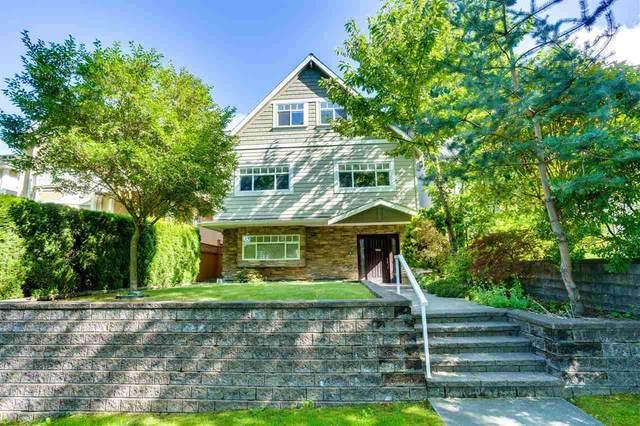 3243 W 38TH Avenue, Vancouver, BC V6N 2X5 (#R2501287) :: Ben D'Ovidio Personal Real Estate Corporation   Sutton Centre Realty