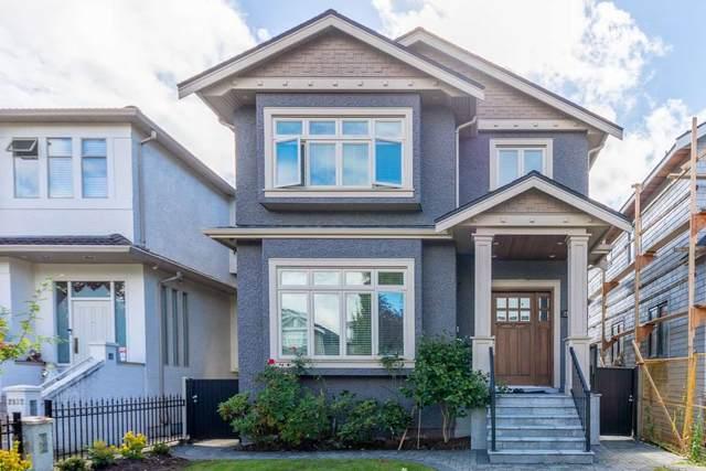 2838 W 23RD Avenue, Vancouver, BC V6L 1P3 (#R2501568) :: Initia Real Estate