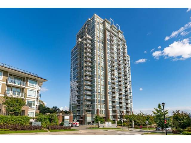 271 Francis Way #803, New Westminster, BC V3L 0H2 (#R2501627) :: Ben D'Ovidio Personal Real Estate Corporation | Sutton Centre Realty