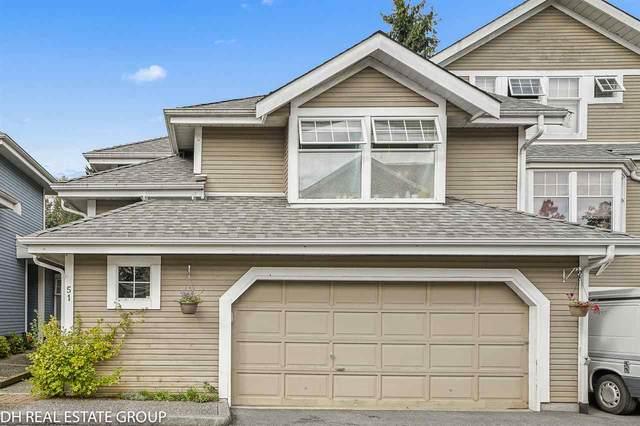1140 Falcon Drive #51, Coquitlam, BC V3E 2J9 (#R2501709) :: Ben D'Ovidio Personal Real Estate Corporation   Sutton Centre Realty