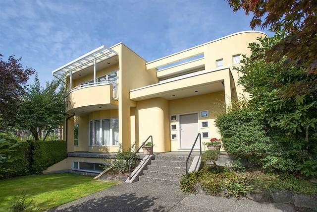 1405 Gordon Avenue, West Vancouver, BC V7T 1R5 (#R2501826) :: Ben D'Ovidio Personal Real Estate Corporation   Sutton Centre Realty
