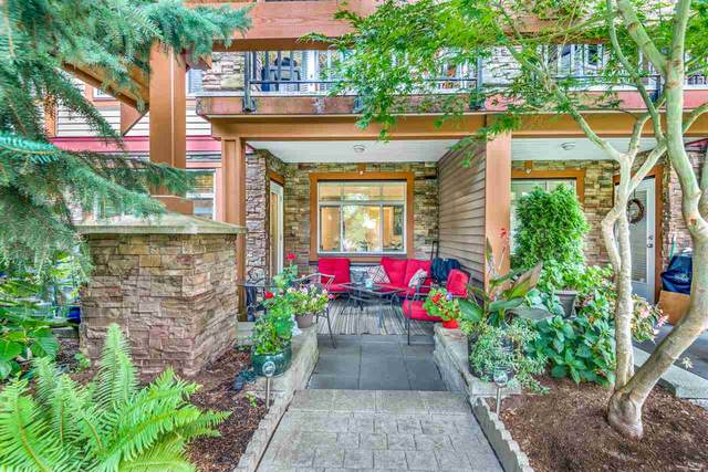 12565 190A Street #105, Pitt Meadows, BC V3Y 0E1 (#R2501905) :: Ben D'Ovidio Personal Real Estate Corporation | Sutton Centre Realty