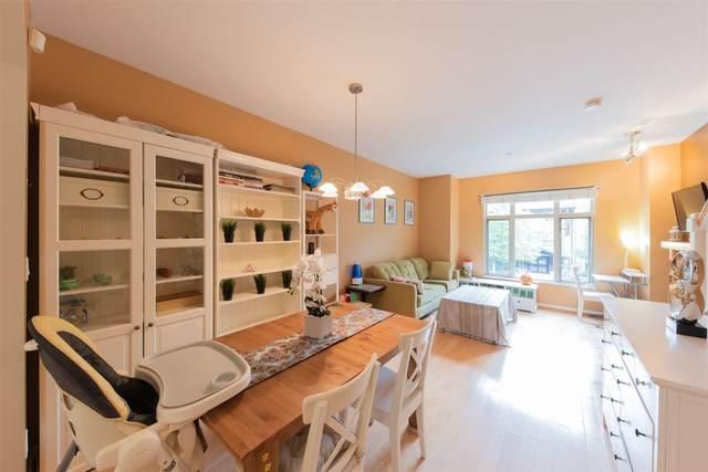 600 Park Crescent #242, New Westminster, BC V3L 5W1 (#R2501993) :: Initia Real Estate