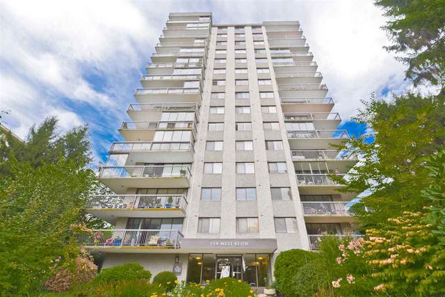 114 W Keith Road #903, North Vancouver, BC V7M 3C9 (#R2502024) :: Ben D'Ovidio Personal Real Estate Corporation | Sutton Centre Realty
