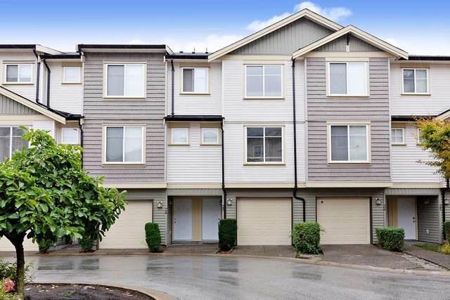 8633 159 STREET SURREY, BC Street #25, Surrey, BC V3R 1V6 (#R2502095) :: Ben D'Ovidio Personal Real Estate Corporation | Sutton Centre Realty