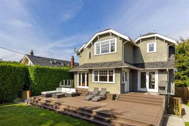 2138 W 21ST Avenue, Vancouver, BC V6L 1J3 (#R2502110) :: Initia Real Estate