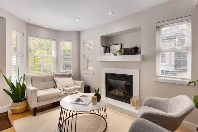 1642 E Georgia Street #10, Vancouver, BC V5L 2B2 (#R2502416) :: Ben D'Ovidio Personal Real Estate Corporation | Sutton Centre Realty
