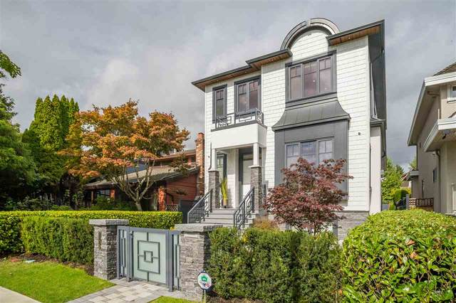 2883 W 43RD Avenue, Vancouver, BC V6N 3H9 (#R2502424) :: Ben D'Ovidio Personal Real Estate Corporation   Sutton Centre Realty