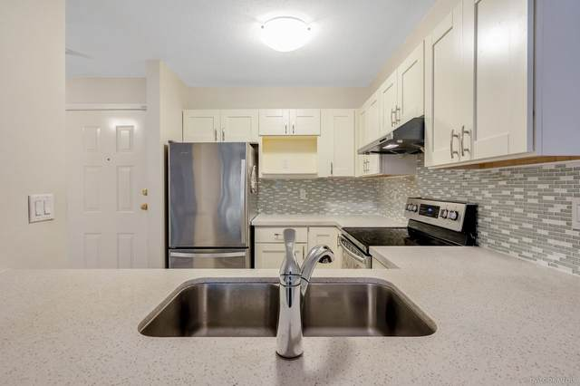 7465 Sandborne Avenue #106, Burnaby, BC V3N 4W7 (#R2502464) :: Ben D'Ovidio Personal Real Estate Corporation | Sutton Centre Realty