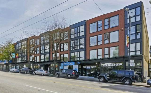 2636 E Hastings Street #312, Vancouver, BC V5K 0A4 (#R2502489) :: Premiere Property Marketing Team