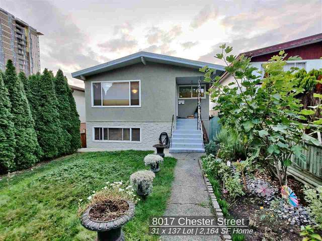 8017 Chester Street, Vancouver, BC V5X 3Y5 (#R2502594) :: Premiere Property Marketing Team