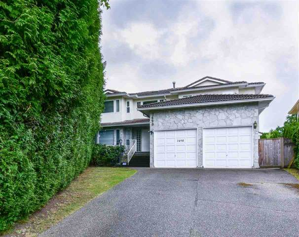 7498 Almond Place, Burnaby, BC V3N 4V5 (#R2502681) :: Ben D'Ovidio Personal Real Estate Corporation | Sutton Centre Realty