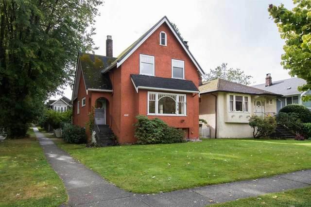 4502 W 11TH Avenue, Vancouver, BC V6R 2M4 (#R2502719) :: Premiere Property Marketing Team